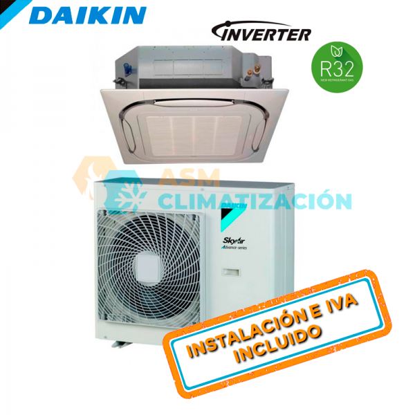 Aire Acondicionado Cassette DAIKIN CASG71B