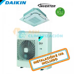 Aire Acondicionado Cassette DAIKIN CASG100B
