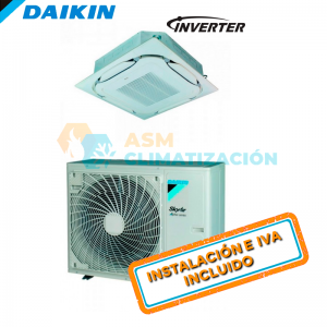 Aire Acondicionado Cassette DAIKIN CASG125B