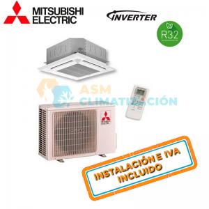 Aire Acondicionado Cassette MITSUBISHI MPLZ 50VEA