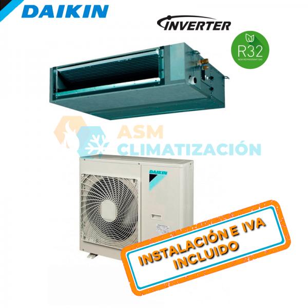 Aire Acondicionado DAIKIN ADEAS35A