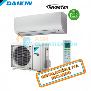 Aire Acondicionado Daikin TXP60M