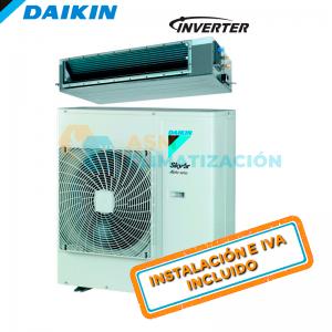 Aire Acondicionado Conductos DAIKIN ADEAS125A