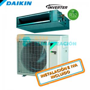 Aire Acondicionado por Conductos DAIKIN BASG71A
