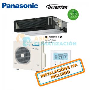 Aire Acondicionado Por Conductos PANASONIC KIT 60PF3Z25