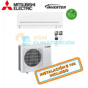 Aire Acondicionado Split 1X1 MITSUBISHI MSZ AP50VGK