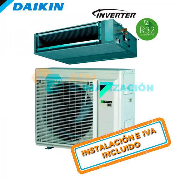 Aire Acondicionado por Conductos DAIKIN BA60A