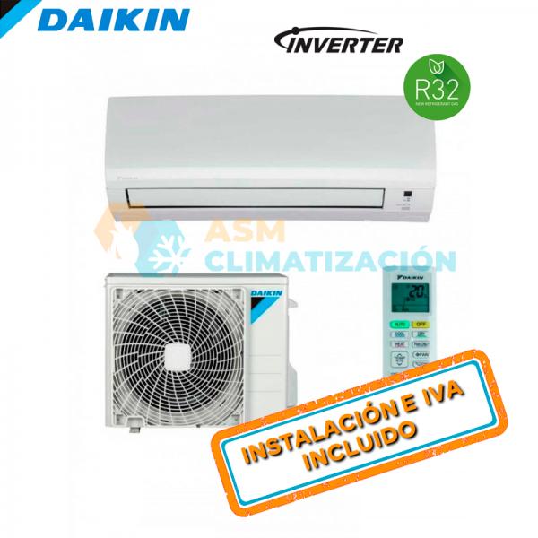 Aire Acondicionado Daikin TXC71C