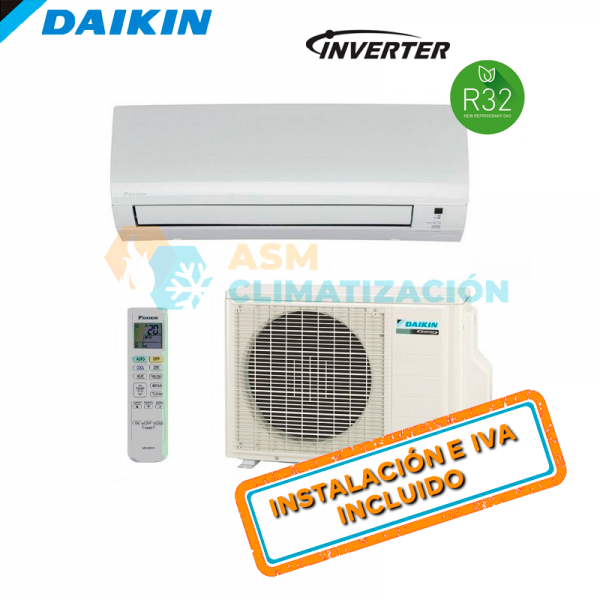 Aire Acondicionado Daikin TXP35M