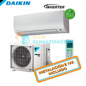 Aire Acondicionado Split 1X1 Daikin TXP71M
